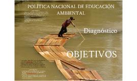 Política Nacional de Educación Ambiental
