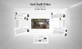 New York Fries Co-op