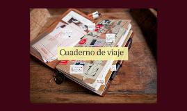 Copy of Cuaderno de viaje