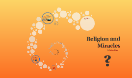 Religion and Miracles