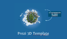 Copy of 3D Earth Template For Later
