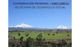 COORDINACION REGIONAL I AMECAMECA