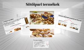 Sütőipari termékek