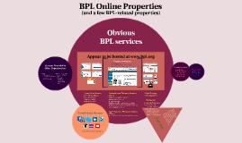 BPL Online Properties