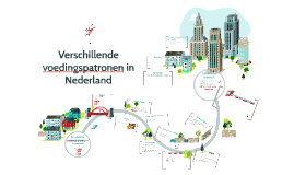 Voedingspatronen in Nederland