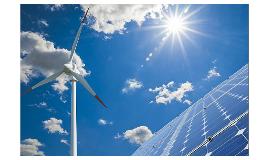 Energía Eólica: comparación con Energía Solar