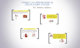 07.02 Respiratory and Circulatory