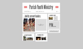 Copy of Parish Youth Ministry