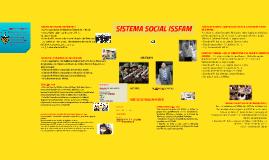 RESUMEN GRAFICO.- SISTEMA SOCIAL ISSFAM