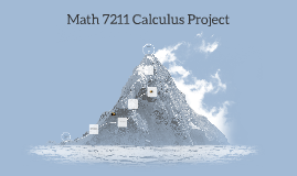 Math 7211 Calculus Project
