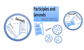 Copy of Participles and Gerunds