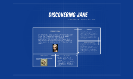 Discovering Jane