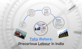 Precarious Labour In India