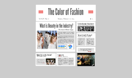 The Color of Fashion