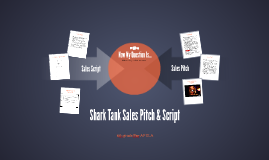 Copy of Shark Tank Sales Pitch & Script