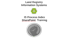 Land Registry Information Systems