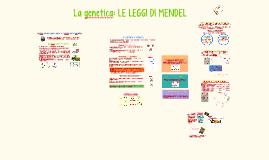 Le leggi di Mendel MD