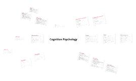Psychology Cognition