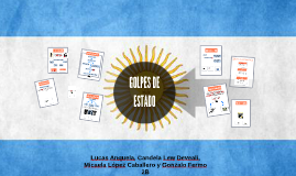 GOLPES DE ESTADO