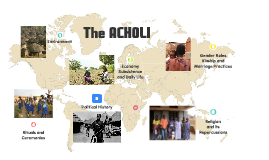 The Acholi