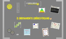 Copy of El Ordenamiento Jurídico Peruano