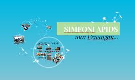 SIMFONI APIDS