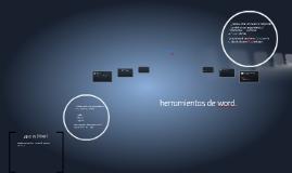 Copy of herramientas de word.