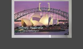 Copy of Sidney, Australia