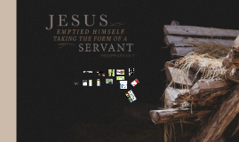 BEING A SERVANT - Sharon Santos