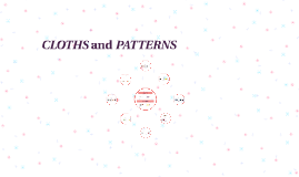 Cloths and Patterns