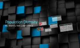 Population Diversity