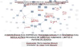 A EMERGÊNCIA DAS EMPRESAS TRANSNACIONAIS E O FENÔMENO DAS RE