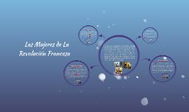 Las Mujeres de la Revolución Francesa
