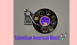 Colombian American Music
