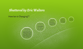eric walters shattered Shattered by eric walters is a well structured book with obvious character development for the main character ian he was a spoiled teenage boy who came from a rich .