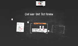 Second Semester Test Review 2015
