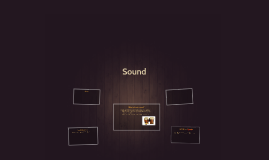 What about sound
