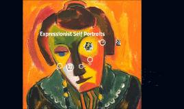 Copy of Expressionist Self Portraits