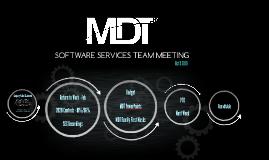 SS Team Mtg 11/14/18