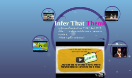 Copy of Infer That Theme