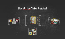 Elsie Whitlow Stokes Preschool