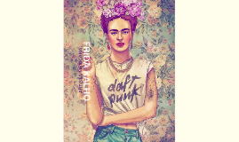 Copy of FRIDA KALHO