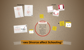 Does Divorce affect School?