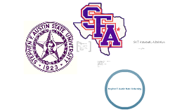 Scholars College Project Stephen F. Austin