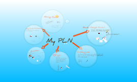 My Personal Learning Network (PLN)