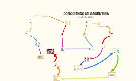 CONOCIENDO MI ARGENTINA