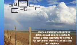 Diseño e implementación de una aplicación web para la co