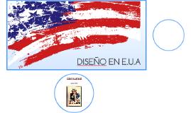 DISEÑO EN E.U.A