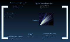 Comets :P