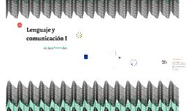 Lenguaje y comunicación I